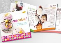 Folder Cup Cake