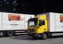 Ciężarówki Czystoziarnisty