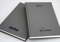 Kalendarze książkowe 2017